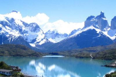 Hostel Calafate Backpacker Lago Glaciar