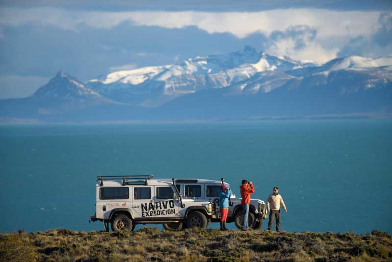 Calafate Hostel Tour